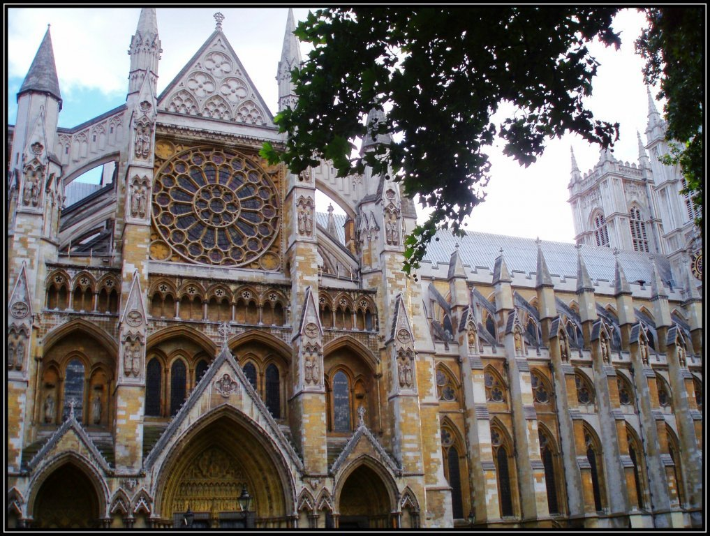 -WESTMINSTER ABBEY-